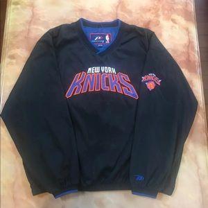 Vintage New York Knicks Pullover
